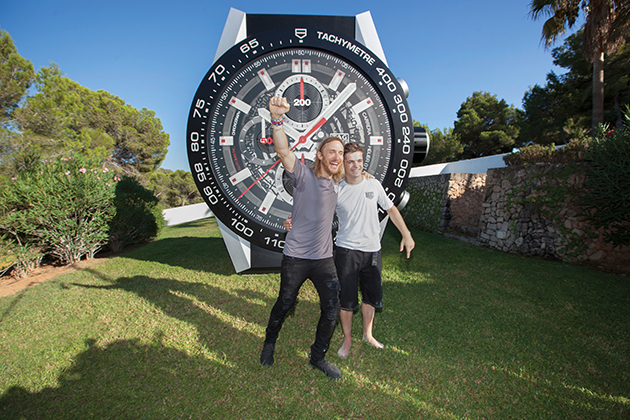 DA MAN Special Report TAG Heuer in Ibiza with David Guetta and Martin Garrix (5)
