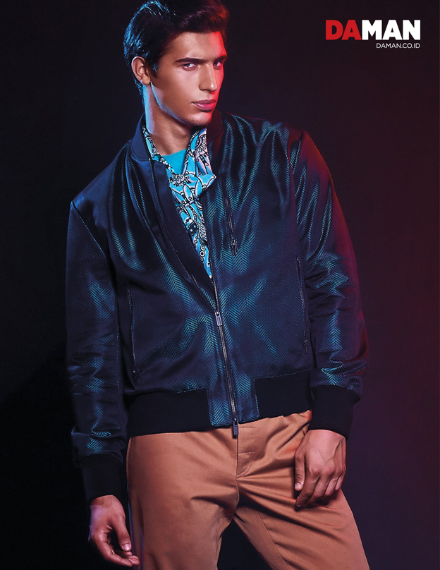 Fall Winter 2016 Key Looks Outfit by Hermes