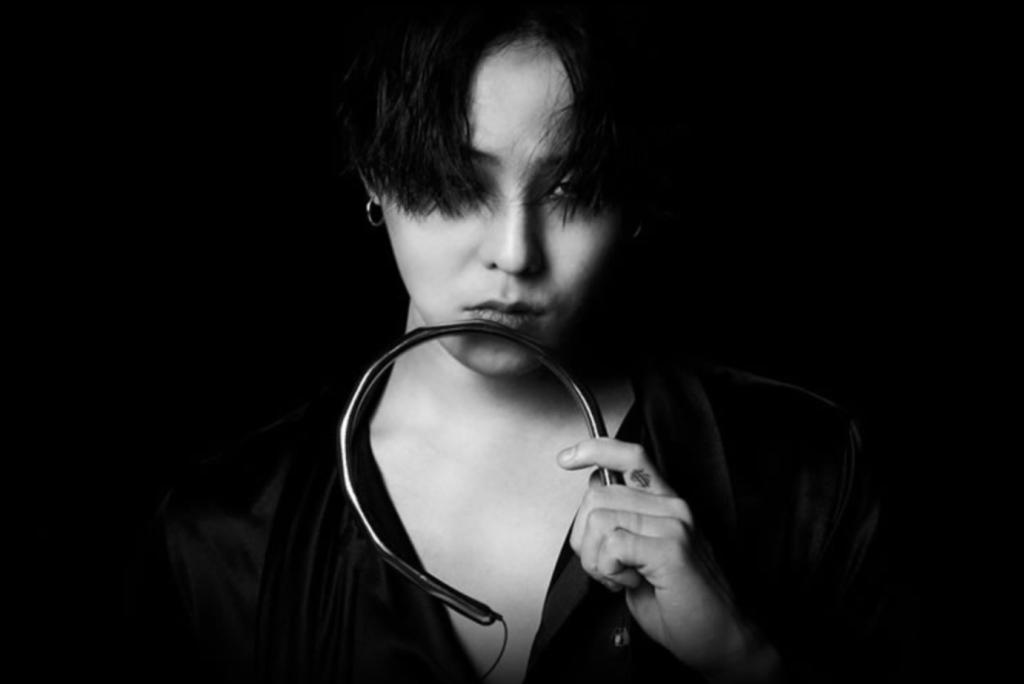 G-Dragon PEACEMINUSONE Soundband Headset-1