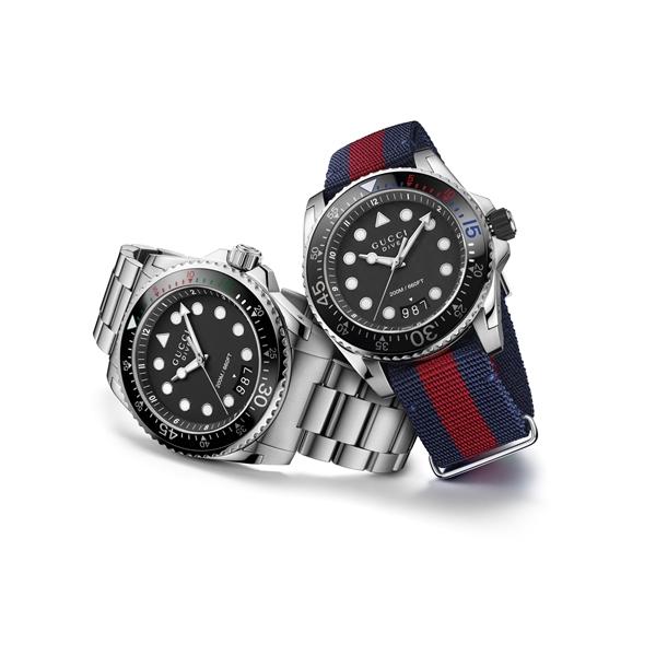 Gucci Dive watch 45mm-2