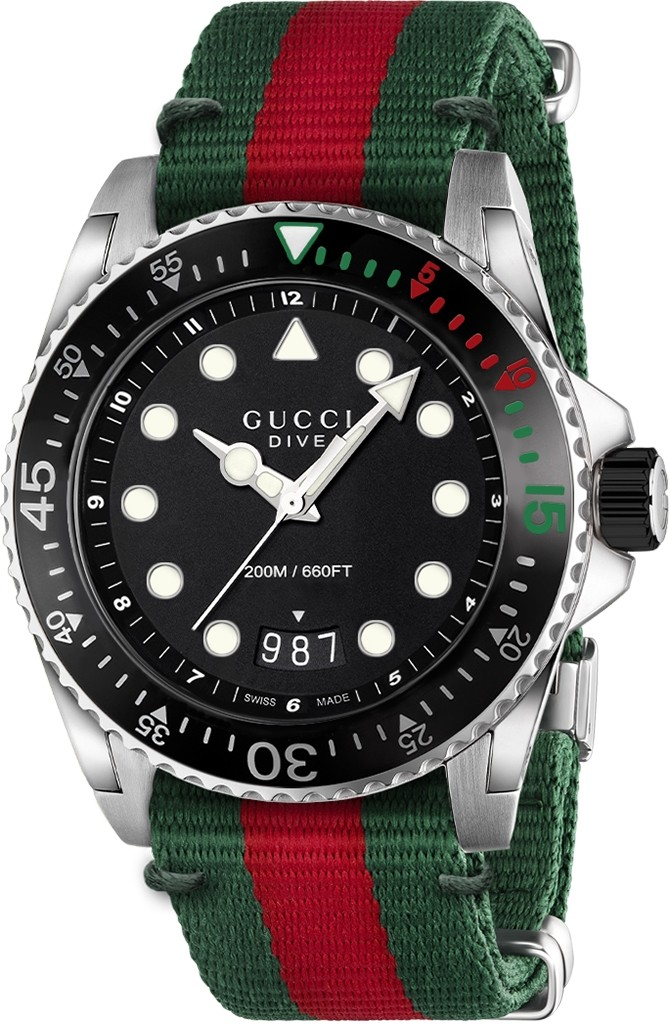 Gucci Dive watch 45mm