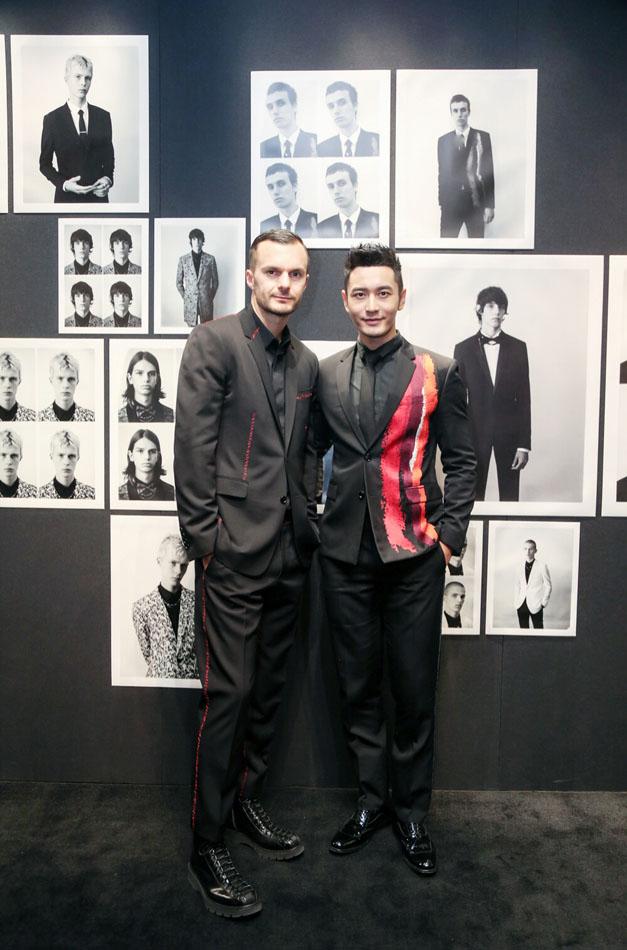 KVA with Huang XiaoMing