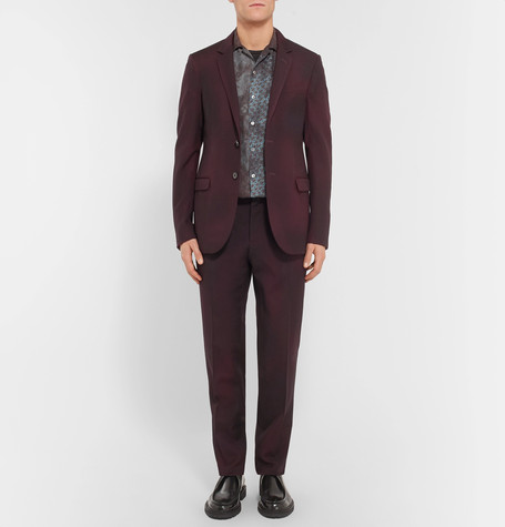 Lanvin x Mr Porter - Suit