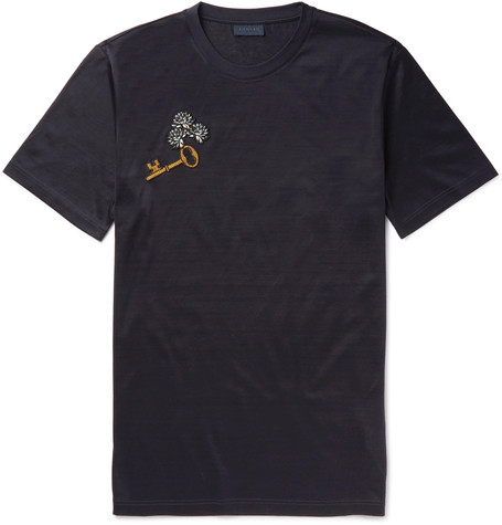 Lanvin x Mr Porter - T-shirt