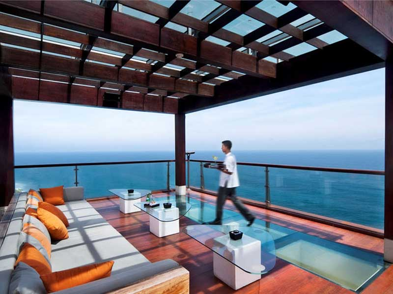 The Edge Bali Bar