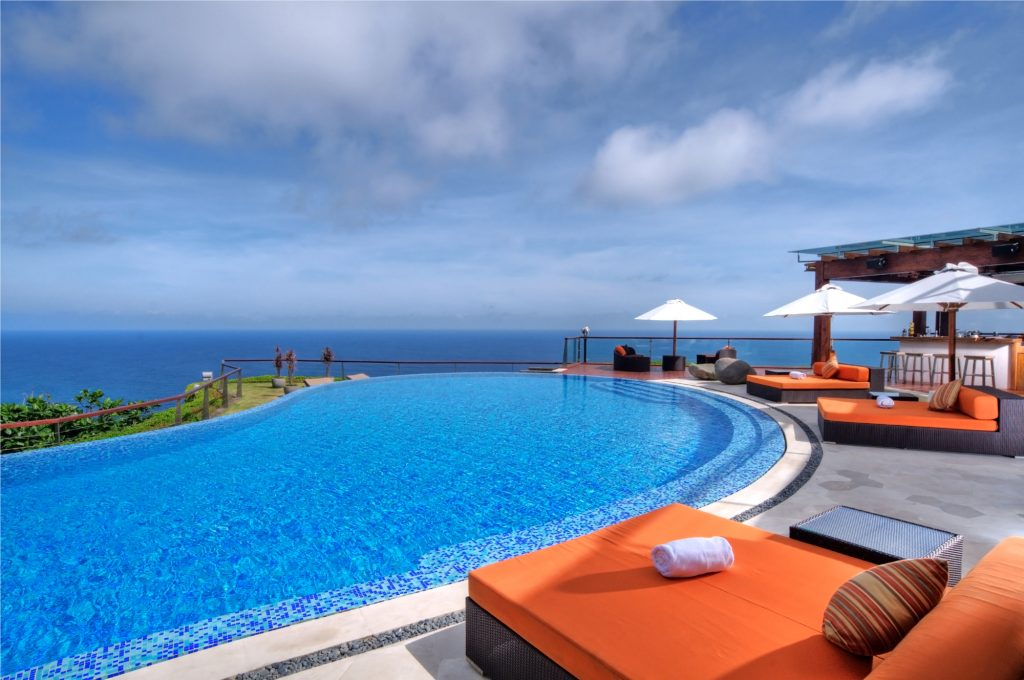 The Edge Bali Pool