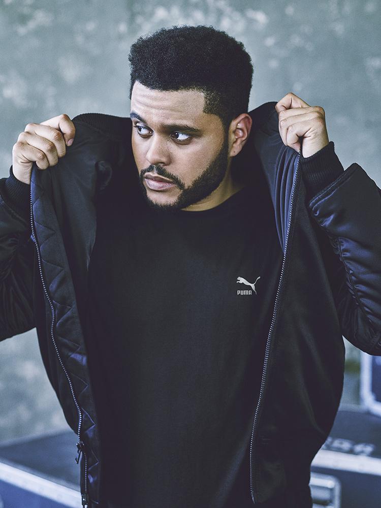The Weeknd x Puma Run the Streets - 2