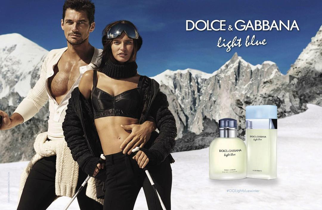 Dolce gabbana releases winter version of its famous fragrance ad dolce gabbanas light blue is not only famous for being the brands signature fragrance but also for its ad campaign aloadofball Choice Image