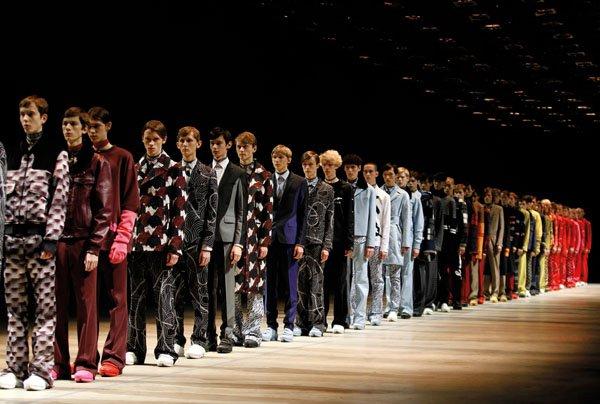 Paris Men S Fashion Week Fall Winter 2016 Report Da Man Magazine