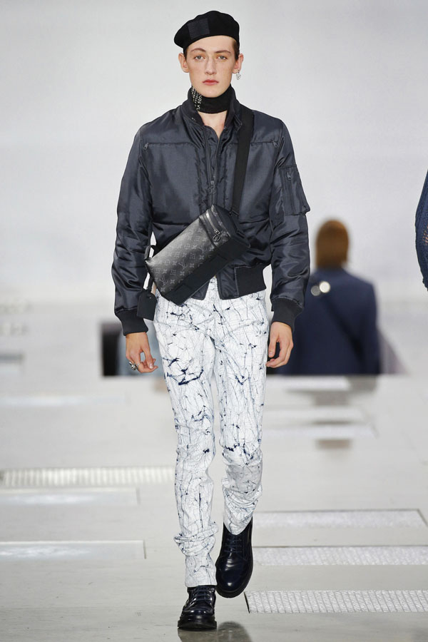 BOMBER JACKET LOUIS VUITTON