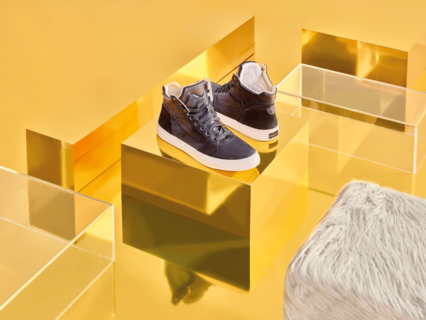 Diesel SS17 Preview Collection Holiday Gift Guide-Sneakers