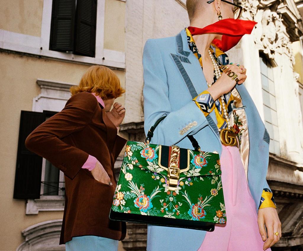 Gucci SS17 Ad Campaign - 1