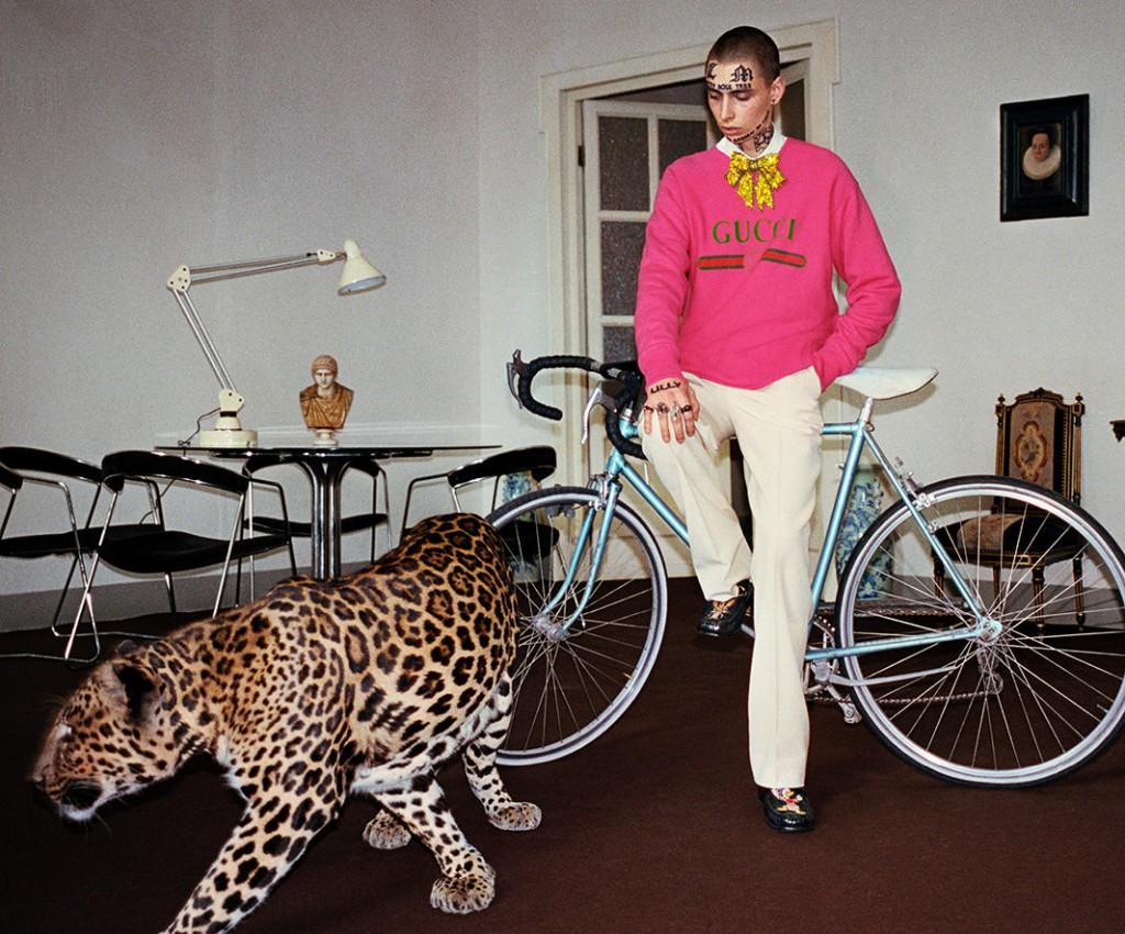 Gucci SS17 Ad Campaign - 3