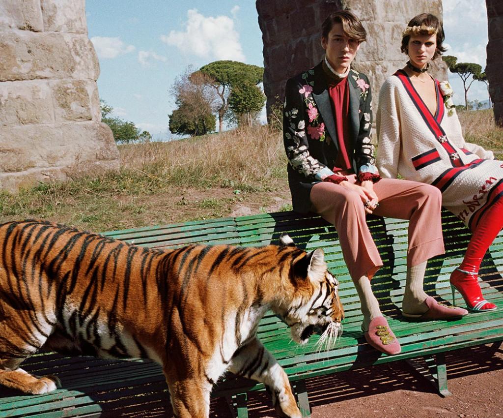 Gucci SS17 Ad Campaign - 6