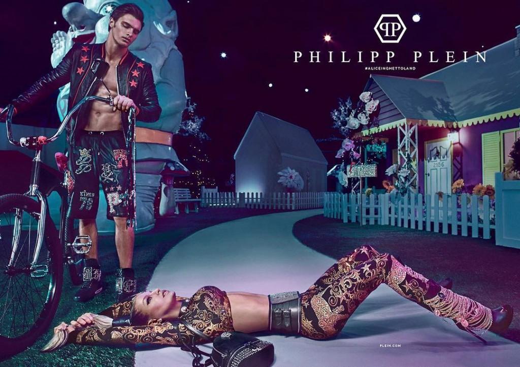 Philipp Plein SS17 Fergie Matthew Terry-3