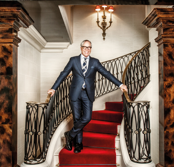 Tommy Hilfiger Exclusive for DA MAN Style FW16