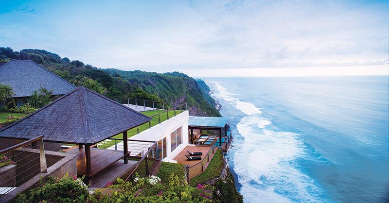 the edge cliff