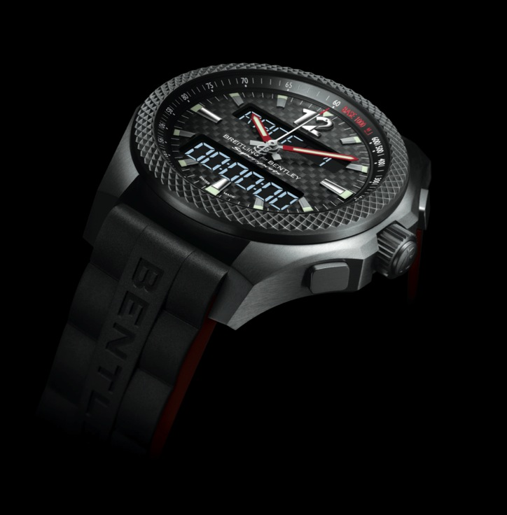 Breitling Launches A Connected Watch For Bentley