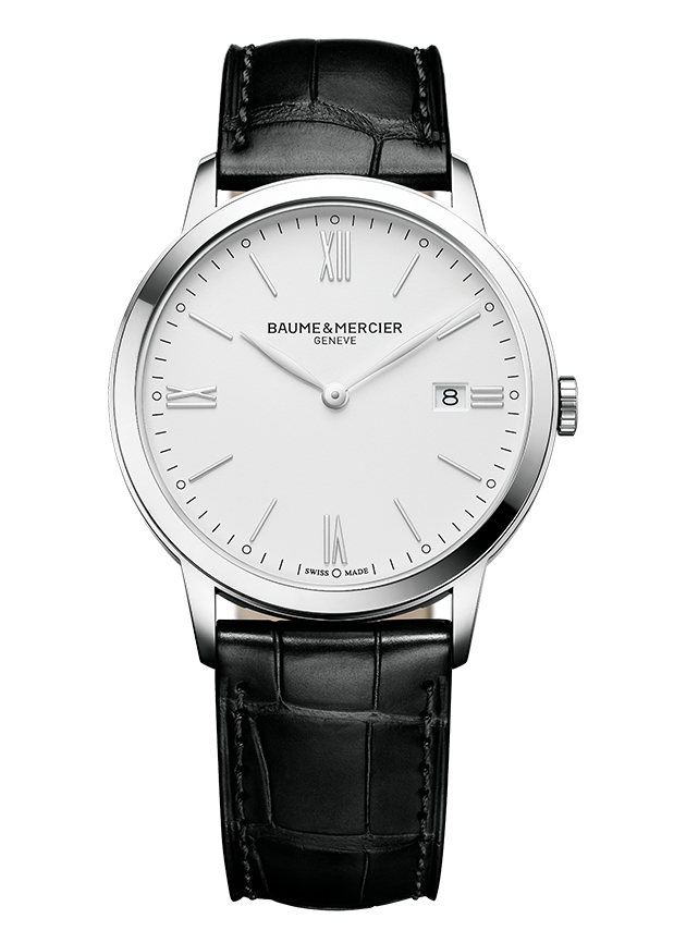 Watch by Baume & Mercier