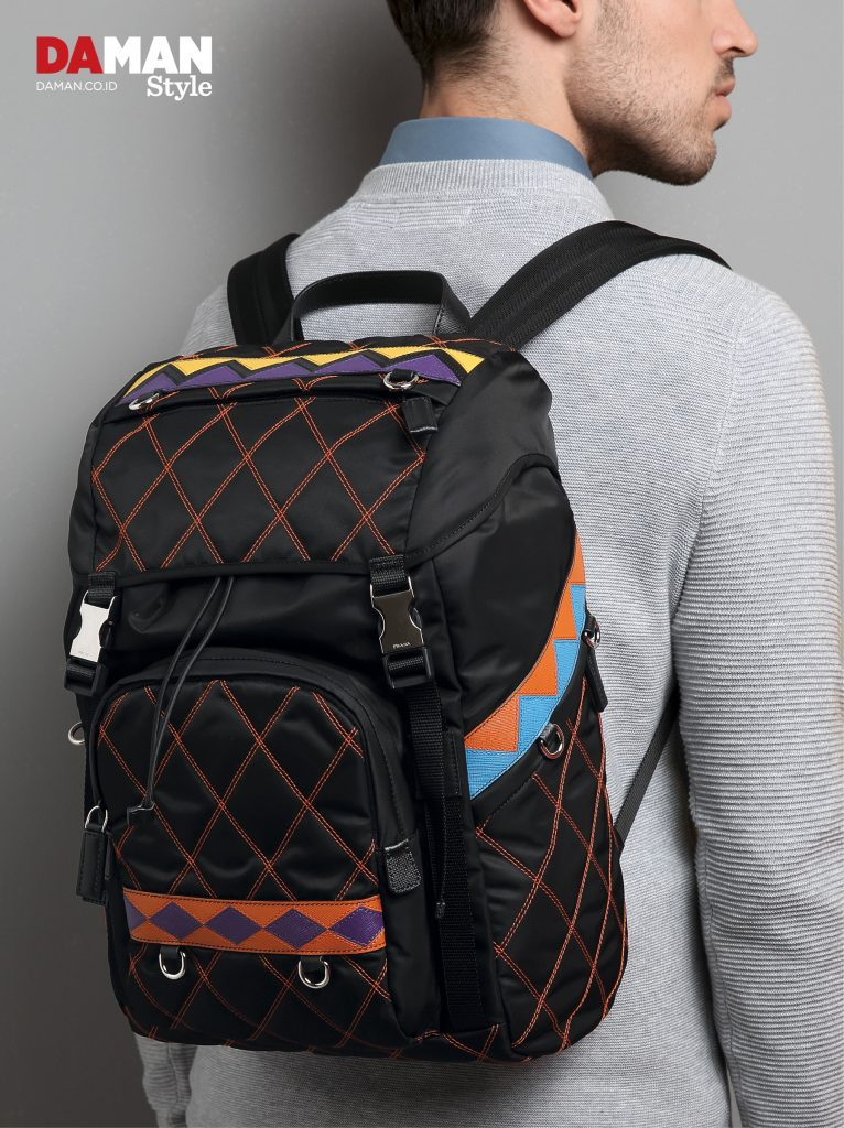 Prada Men Backpack 2017