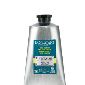 L'Homme Cedrat After Shave Gel Cream 75ml