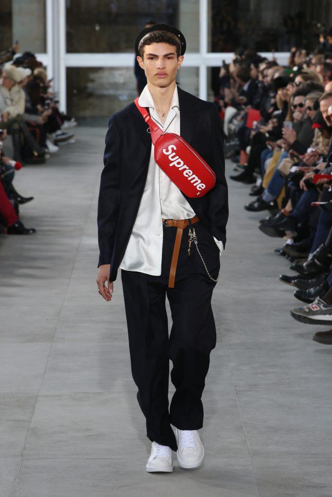 91ee9b61349c Louis Vuitton x Supreme Coming Earlier