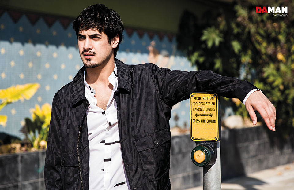 Happiness In the Eyes of Avan Jogia | DA MAN Magazine - Part 3
