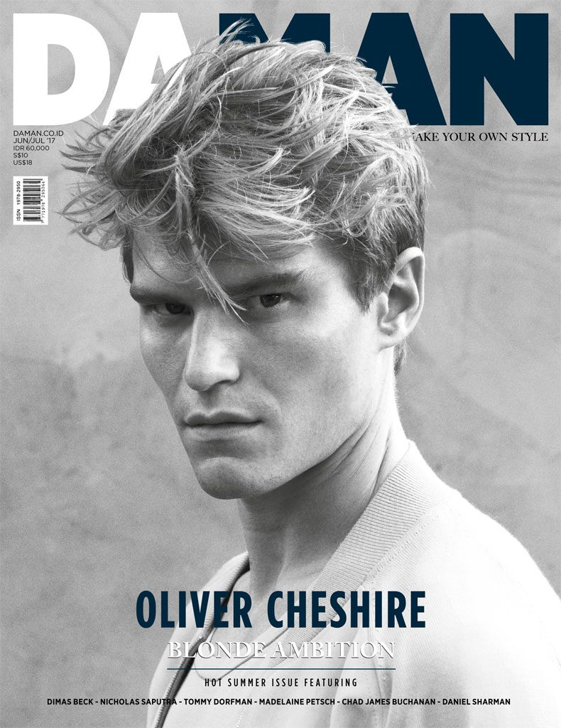 COVER DAMAN JUN JUL 2017 Oliver Cheshire