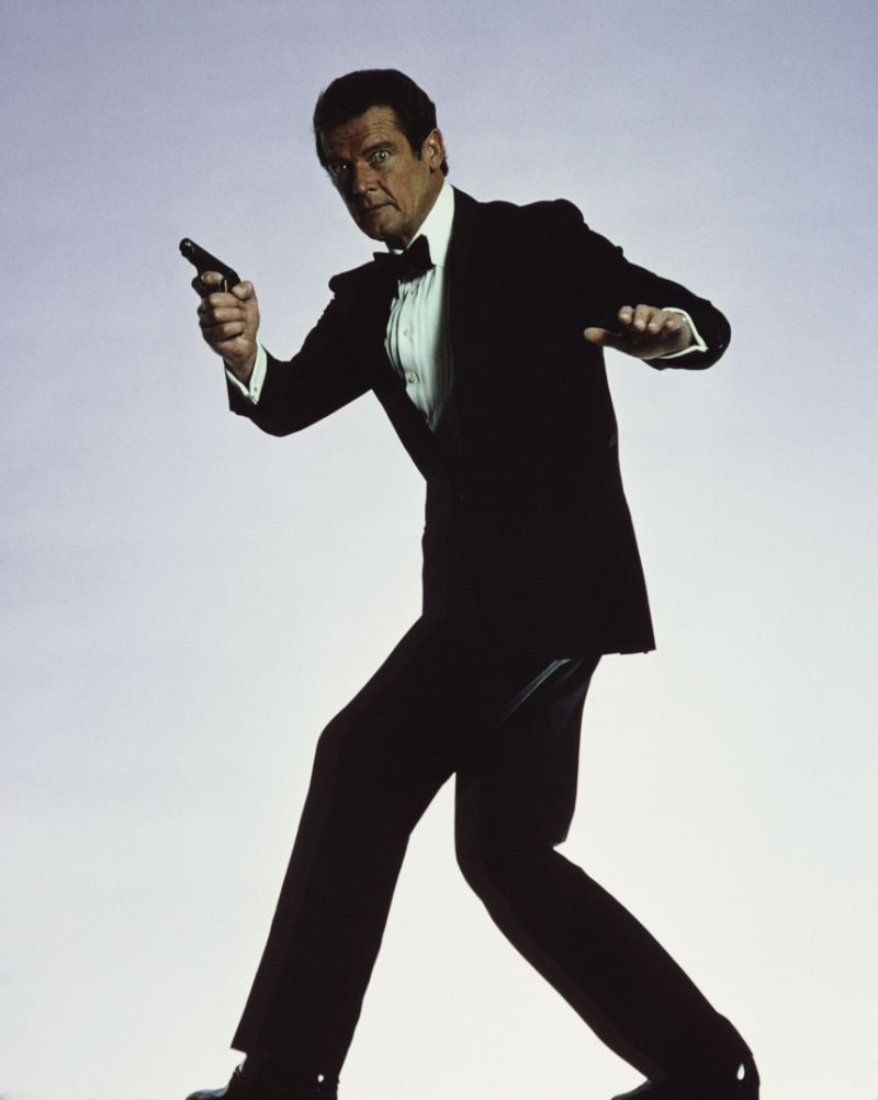 Sir Roger Moore S Legacy Of Style Da Man Magazine