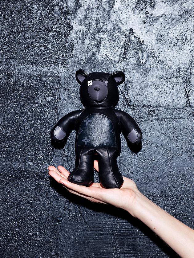 The limited edition Teddy Bear