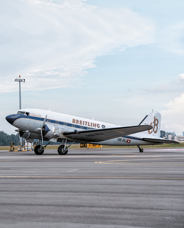 The Breitling DC-3
