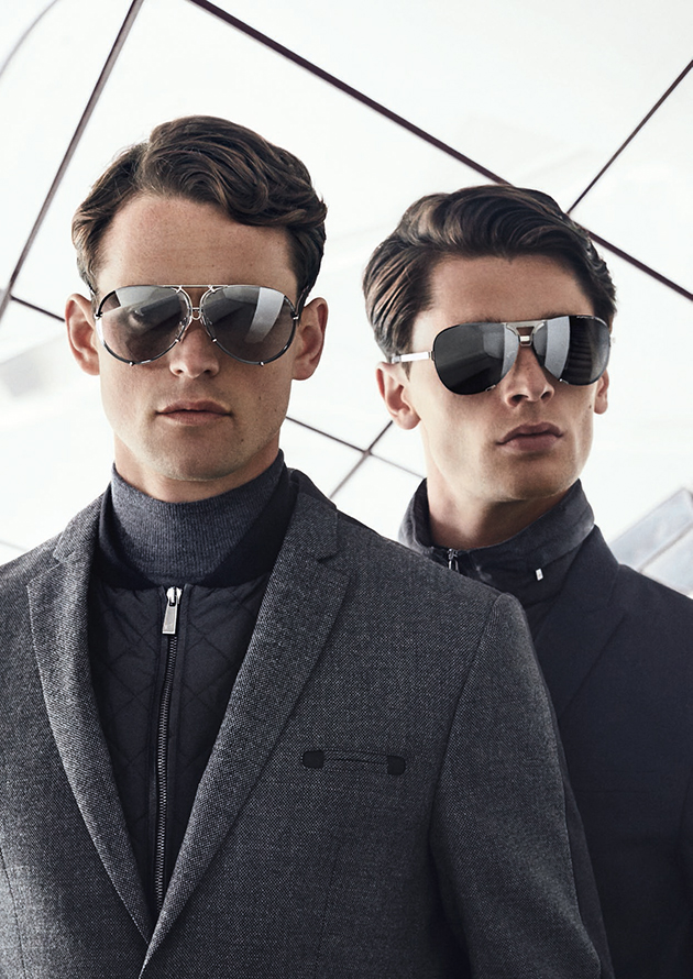 aaf9598bfee Porsche Design s Latest Sunglasses Collection