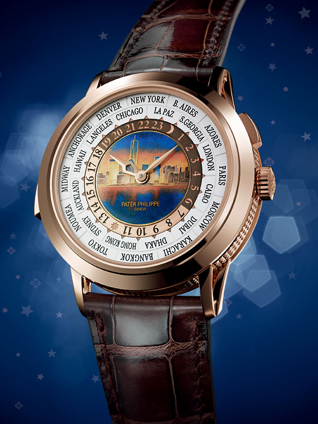 the Reference 5531R World Time Minute Repeater New York 2017 Special Edition