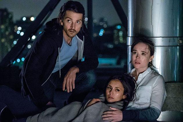 Ellen Page, Diego Luna, Nina Dobrev