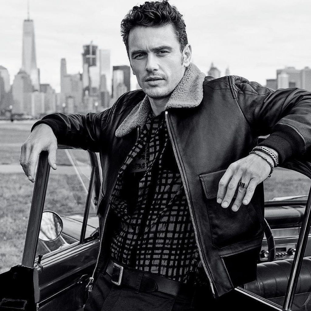 Good Watch Brands For Men >> James Franco Fronts Coach Fragrance Campaign | DA MAN Magazine