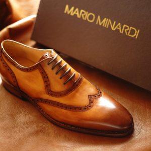 Mario Minardi leicester da man