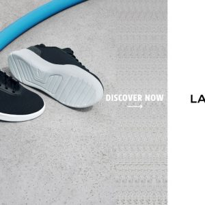 Lacoste Brings The Spirit Of The Court To The Street
