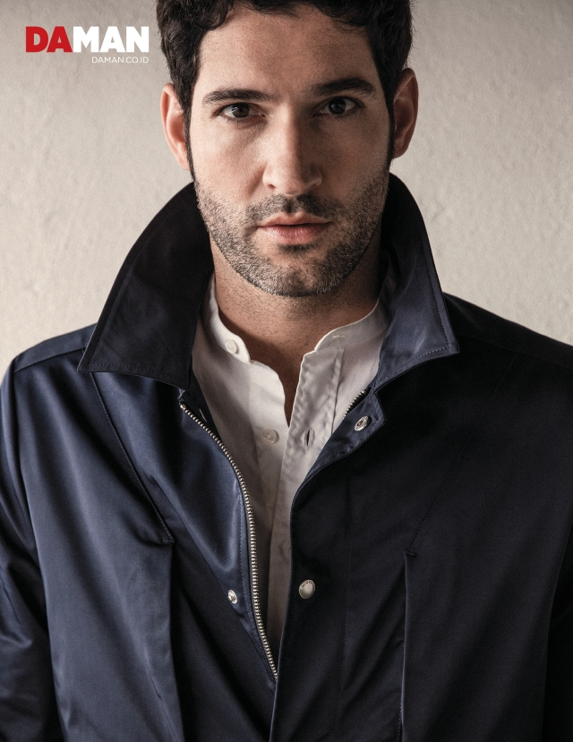 "Tom Ellis Explains His Portrayal of the Devil in ""Lucifer ..."