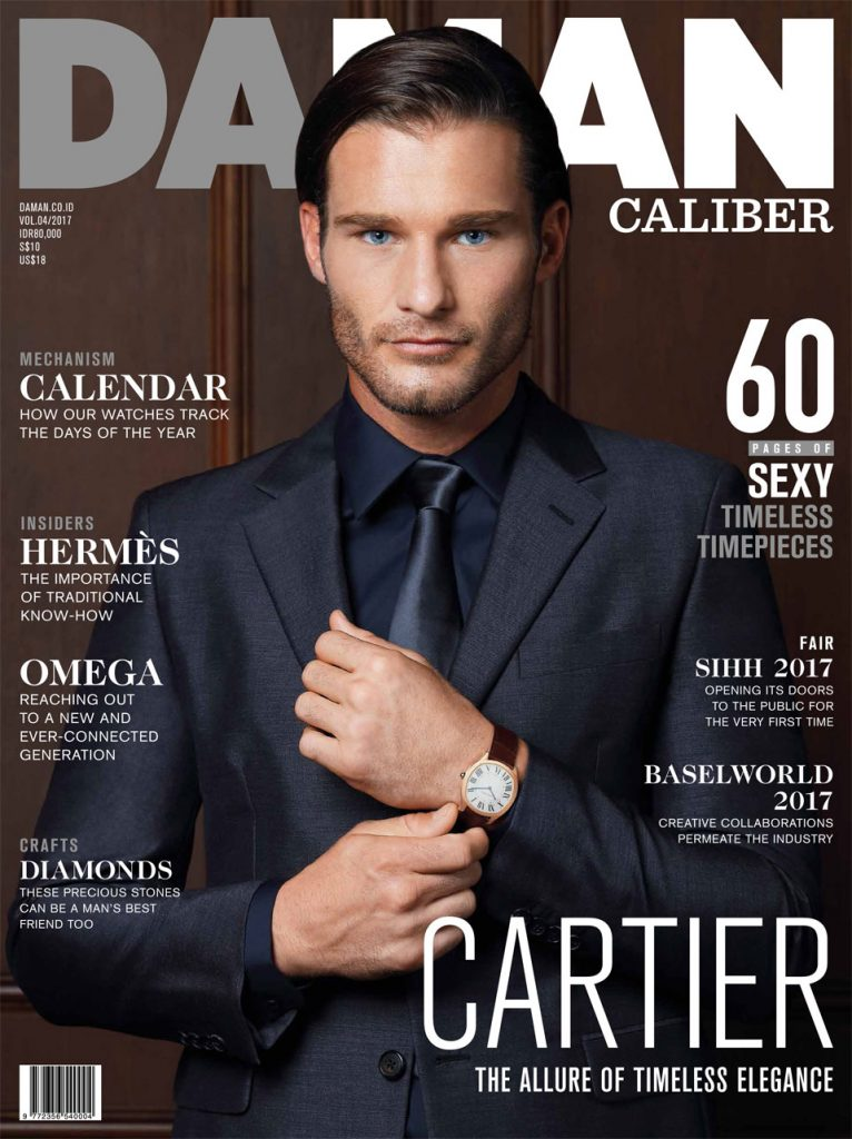 DAMAN CALIBER 2017 COVER