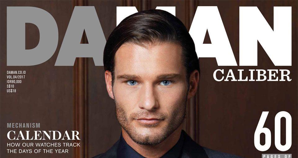 DAMAN CALIBER 2017 COVER