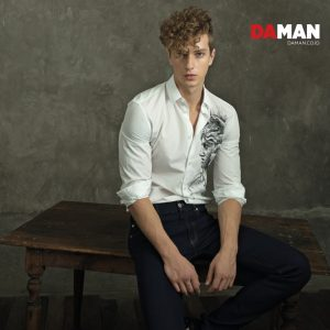 DA MAN magazine