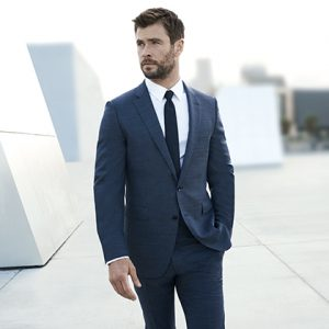 DAMAN magazine Chris Hemsworth