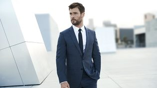 DAMAN magazine Chris Hemsworth