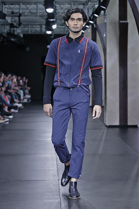 Ben Sherman- DA MAN Plaza Indonesia Men's Fashion Week 2017