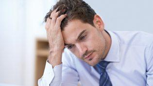 DA MAN magazine Debunking Depression Column Health