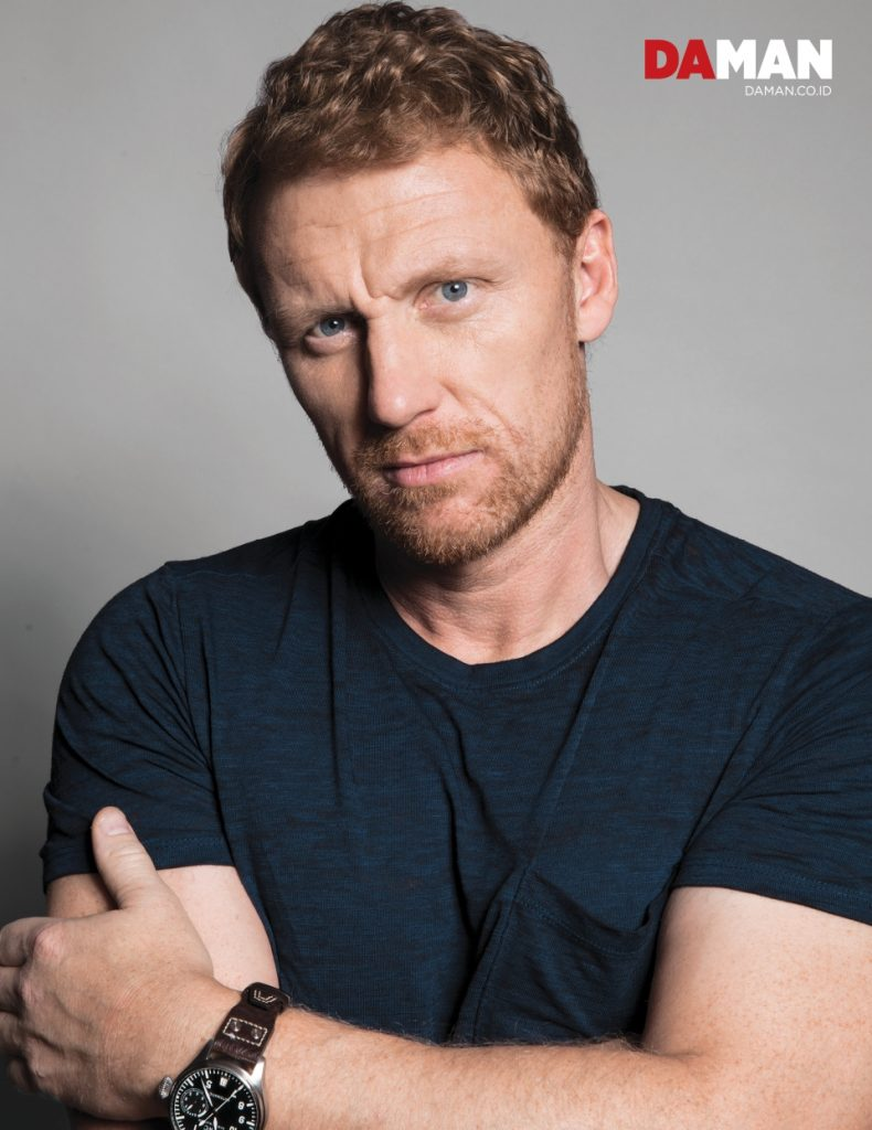 "Kevin McKidd of ""Grey's Anatomy"" Tells All About his ..."