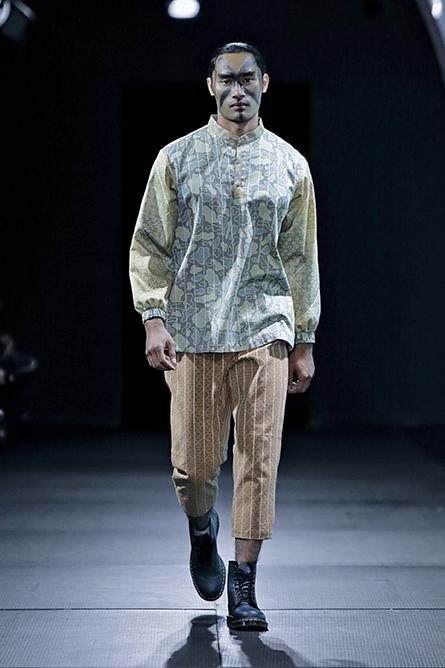 Parang Kencana (4) - DA MAN Plaza Indonesia Men's Fashion Week 2017