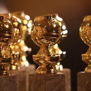 Golden Globe Trophies - DA MAN
