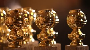 Golden Globe Trophies - DA MAN