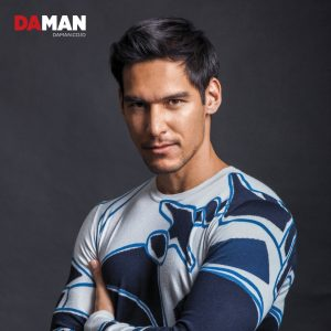 Cover Polos[small] - DA MAN magazine cover Richard Kyle Ronald Liem